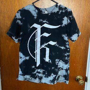 Fit for a King Tie Dye T-Shirt
